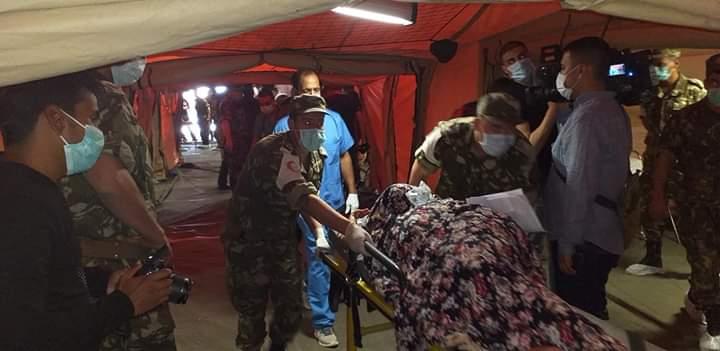 Pese a no tener aún casos de COVID-19 en los campamentos saharauis ...