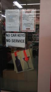 No Car Keys