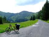 Дорога через Словацкий рай