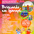 """O prefeito Erlanio Xavier Convida todas crianças e famílias da cidade para o """" Brincando em Igarapé"""""""