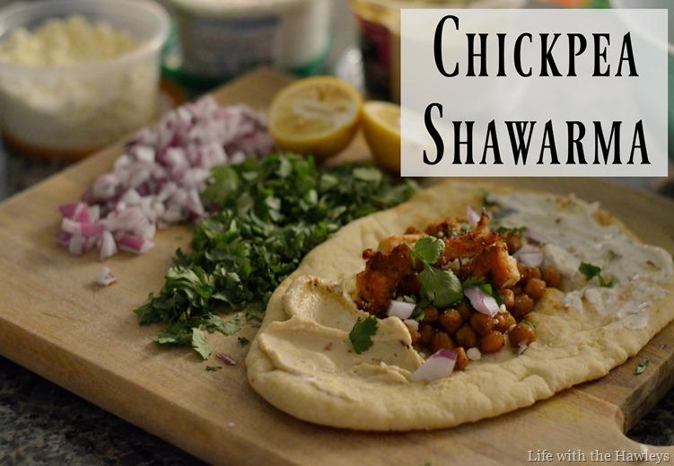 Chickpea Shawarma