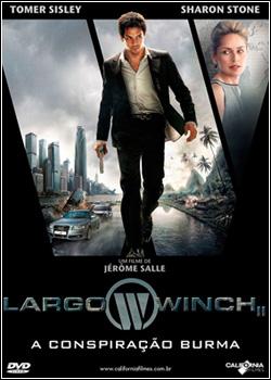 Filme Poster Largo Winch 2 - A Conspiração Burma DVDRip XviD Dual Audio & RMVB Dublado