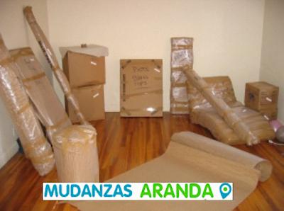 Transportes en Aranda