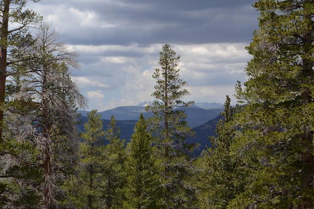 Kaweah Ridge