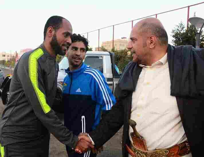 الزعيم يخطف حارس مرمى منتخب اليمن Yamen