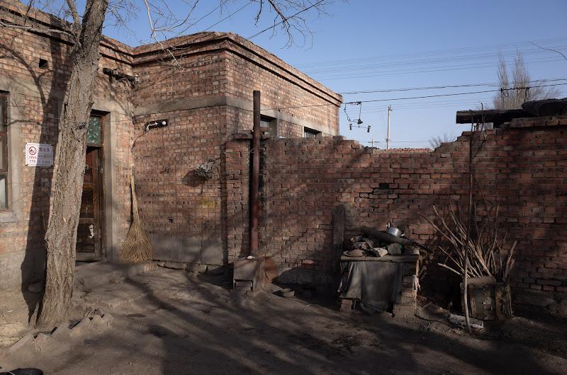 181230 坑口站の犬小屋