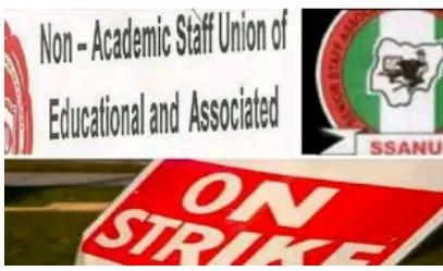 SSANU , NASU To Begin Nationwide Strike By February 5