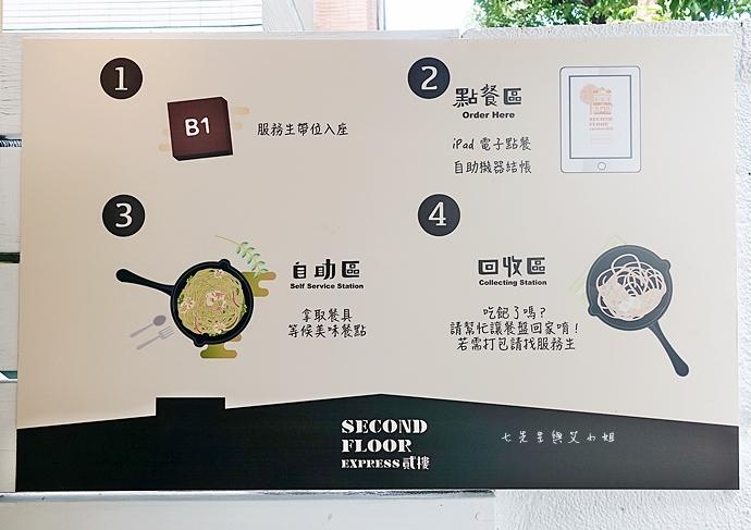 3 貳樓餐廳 SECOND FLOOR EXPRESS 寵物友善餐廳