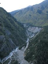 Photo: Bhagirathi valley b/w Uttarkashi-Gangotri