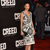 OIC - ENTSIMAGES.COM - Thandie Newton at the  Creed - UK film premiere at the Empire Leicester Sq London 12th January 2016 Photo Mobis Photos/OIC 0203 174 1069