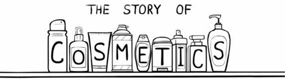 coluna zero, meio ambiente, consumo consciente, sustentabilidade, story of cosmetics, the story of stuff, a historia das coisas, cosméticos