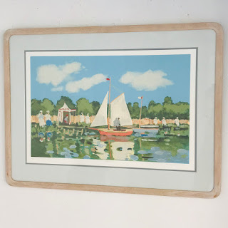 Frederick McDuff Signed Lithograph