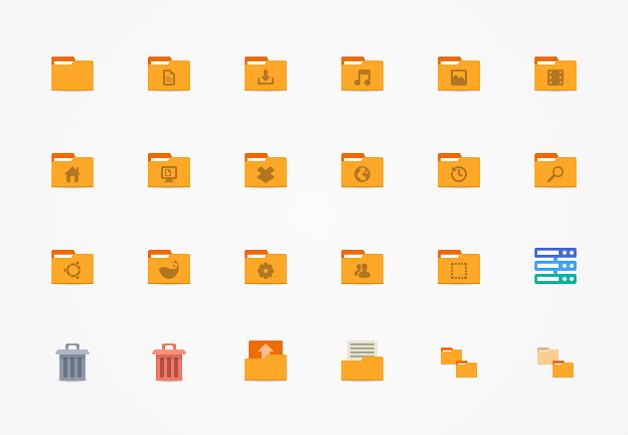 Numix Folders