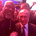 Photo: Dino Melaye meetsRussian President, Vladimir Putin
