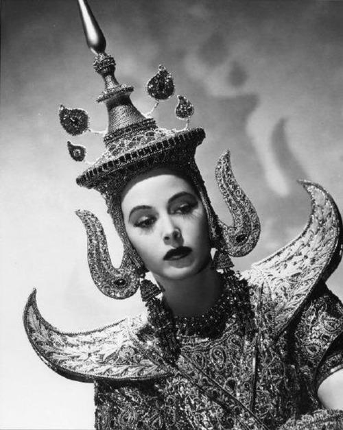 lamarr vintage actrice