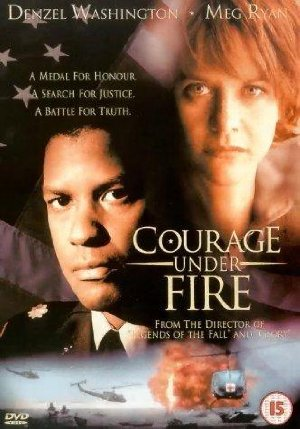 Picture Poster Wallpapers Courage Under Fire (1996) Full Movies