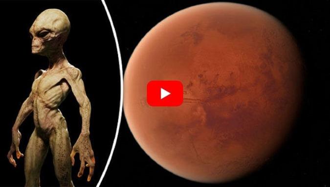 Há evidências para mostrar que os seres humanos vêm de Marte