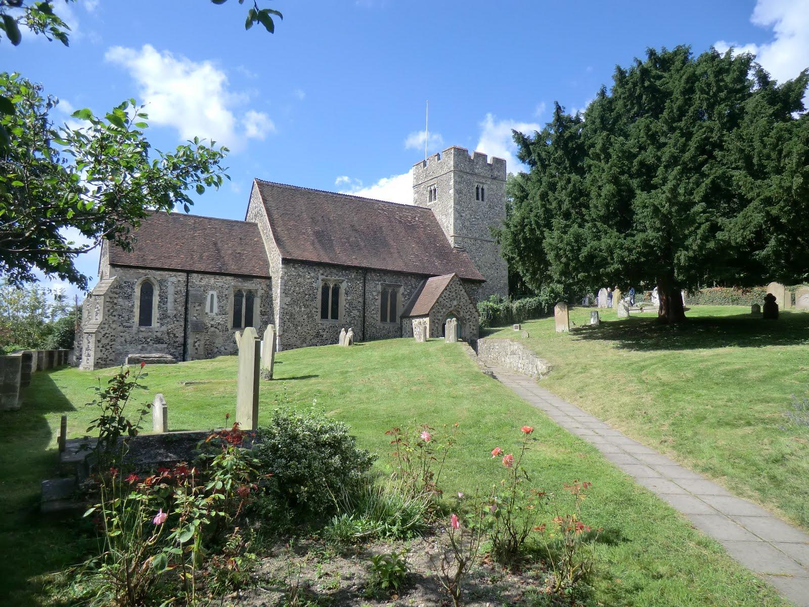 CIMG3470 St Michael and All Angels church, Cuxton