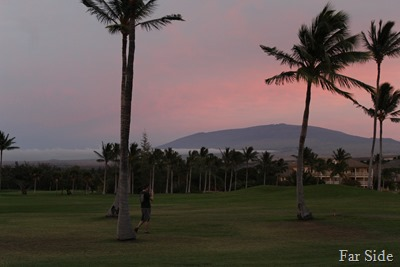 Sunsetr at Waikoloa Bay