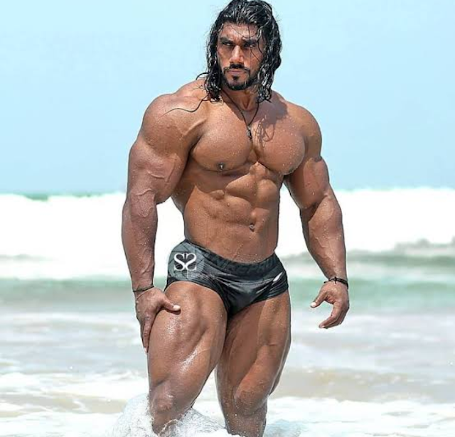 Top 10 Indian Bodybuilders with their Achievements, Updated :2020