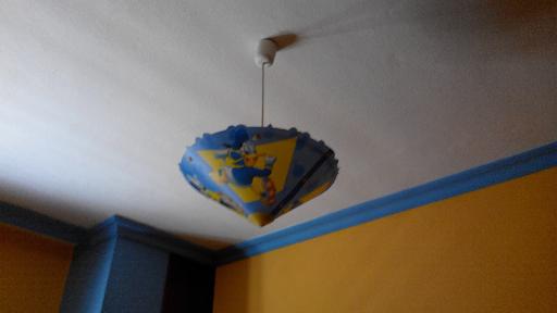 Lampara de techo infantil Disney  en