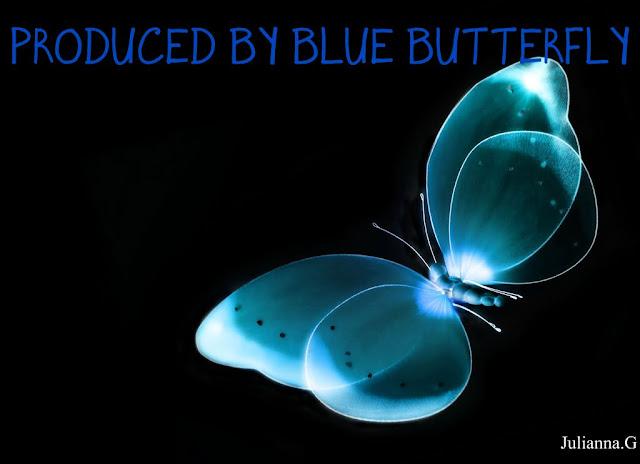 By Blue Butterfly
