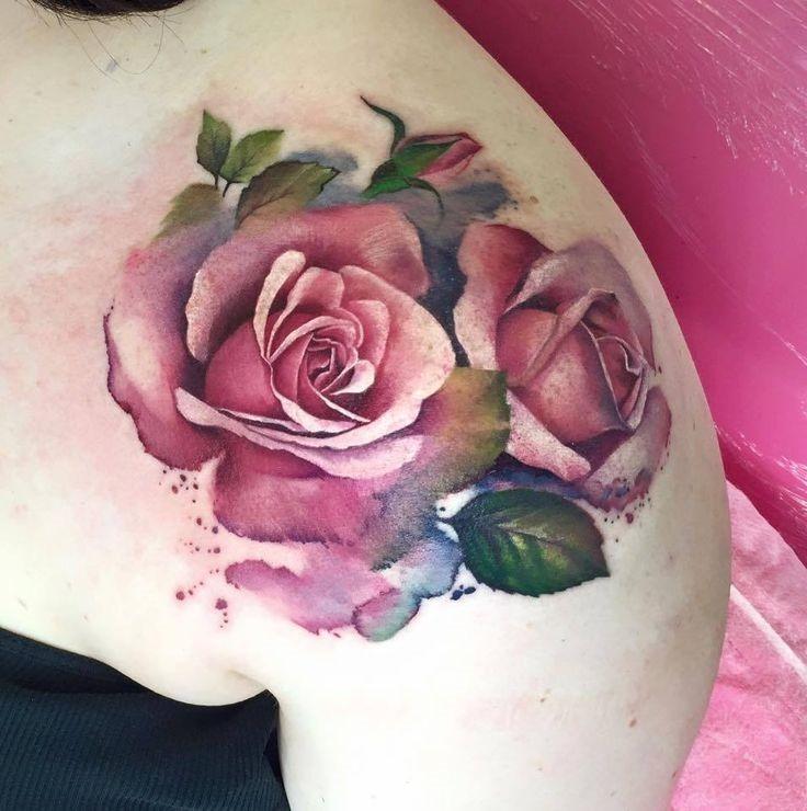 aquarela_rosas_ombro_tatuagem