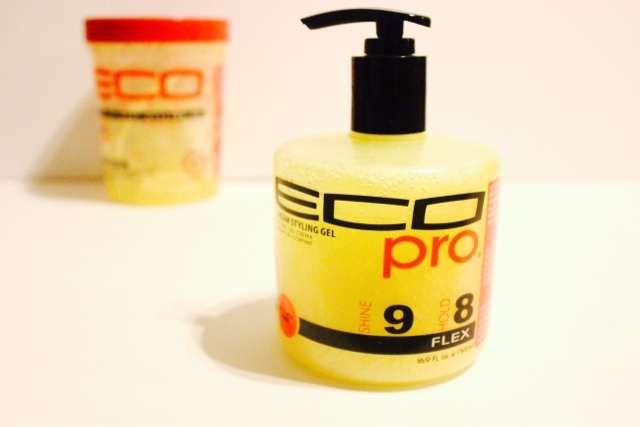 Review and Comparison: Eco Pro Cream Styling Gel (Flex)