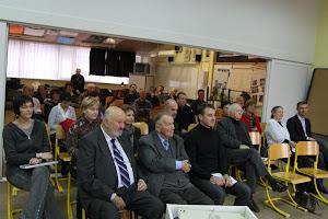 Udeleženci simpozija