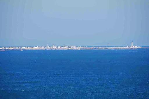 L'île de Sein au zoom