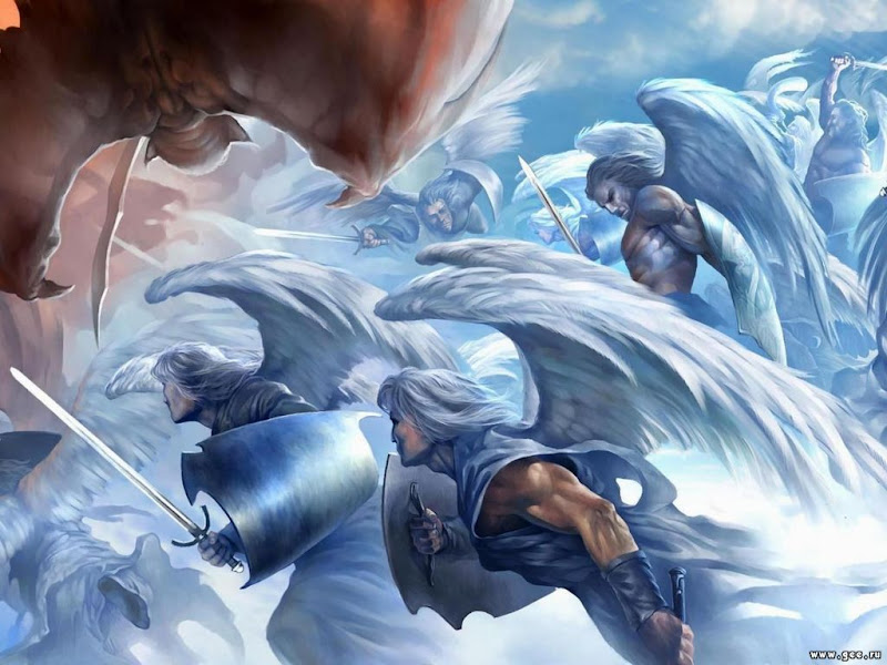 Angelic Army, Angels