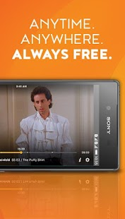 Crackle - Free TV & Movies-skjermdump – miniatyrbilde