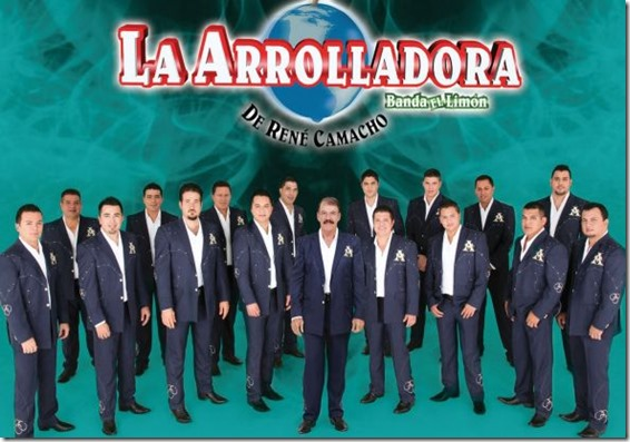 La Arrolladora Banda el Limon 2016 2017 2018 2019 boletos baratos palenque en linea