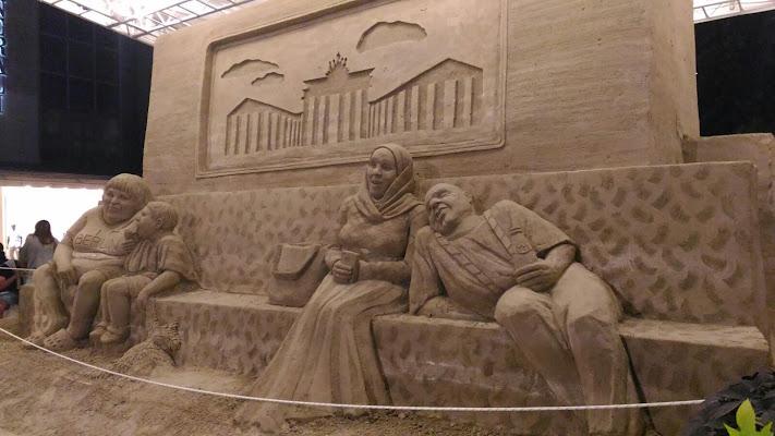 Creazioni di Sabbia - Jesolo di marco_de_giosa
