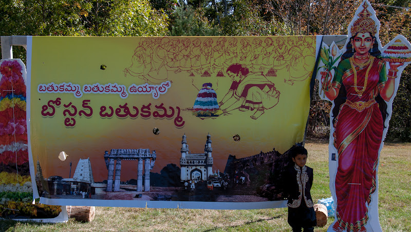 TeNA Boston Bathukamma 2015 Celebrations - 2.jpg