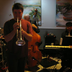 Jazz Jam February 2014