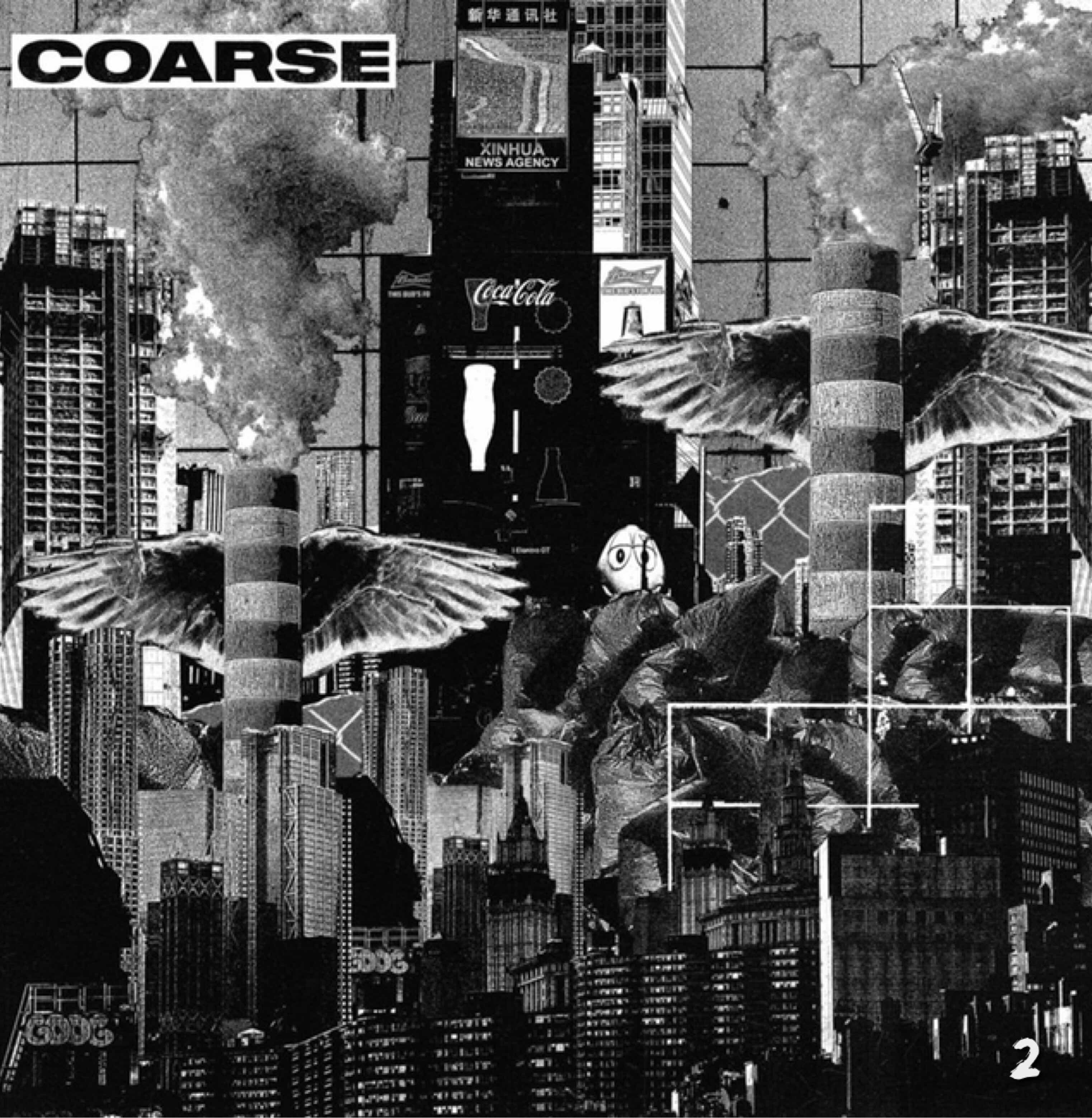 "Coarse ""I"""