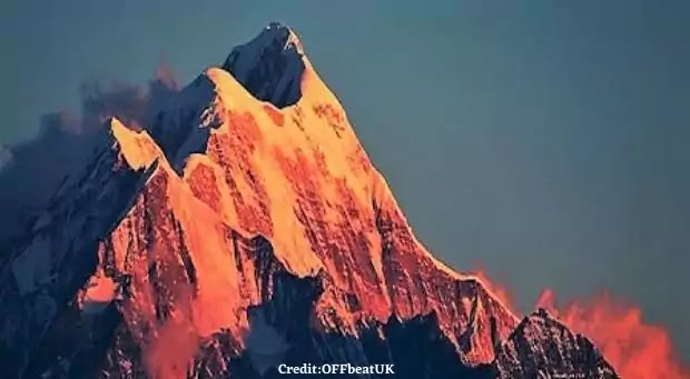 Trishul-Parvat-Uttarakhand