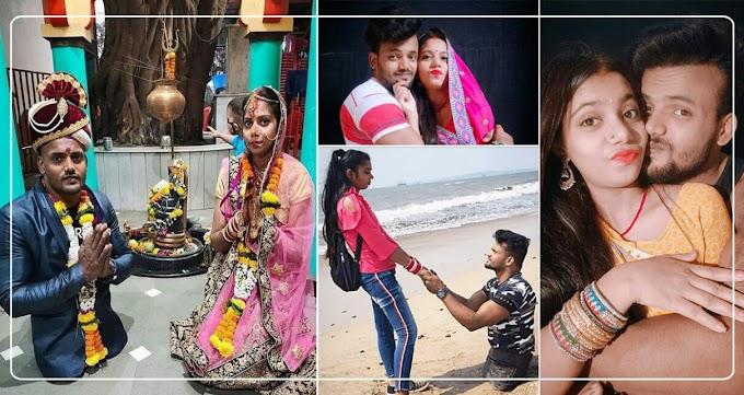 दोनों पैर नहीं थे फिर भी बॉलीवुड हीरोइन को टक्कर मारे ऐसी खूबसूरत लड़की से प्रेम किया और शादी की, Dev की प्रेम कहानी बहुत प्रेरणादायक