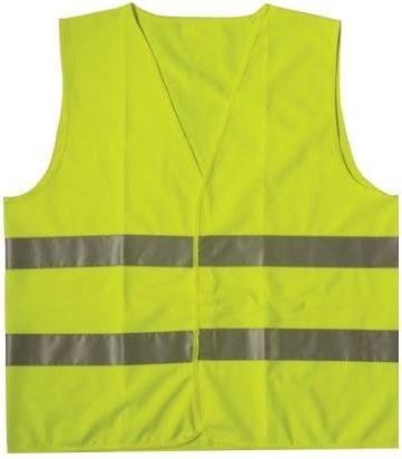 Cung cấp Áo bảo hộ lao động Phản quang vải thoáng kiểu 2 ở Bình Dương