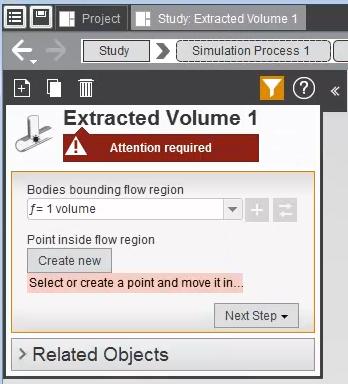 extract volume