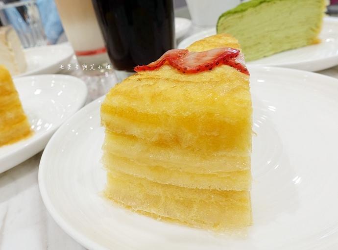 28 LadyM千層蛋糕 香港必吃美食