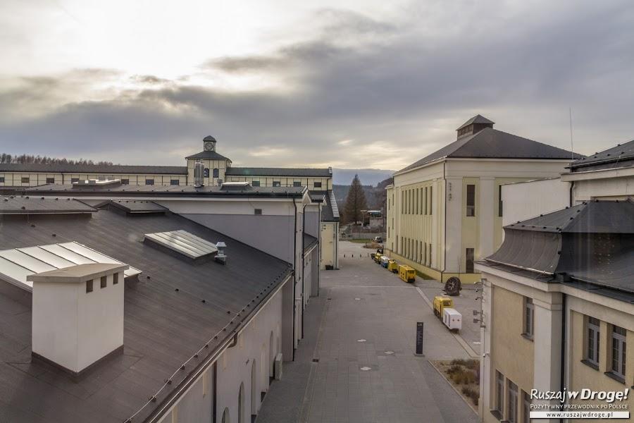 Stara Kopalnia w Wałbrzychu - wyremontowany kompleks