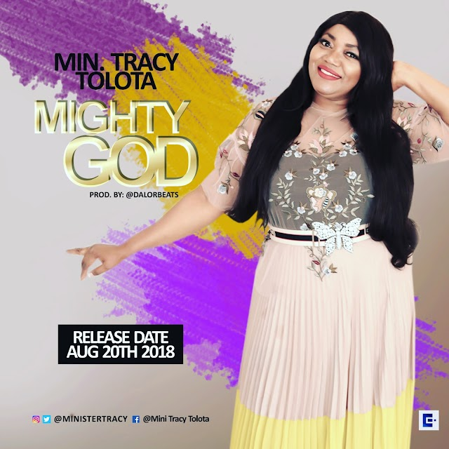 Min Tracy Tolota Preps Of 'Mighty God' + 'Overflow' [Ft. Prospa Ochimana] @MinisterTracy Cc @GospelHitsNaija