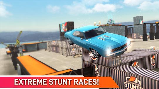 Car Stunt Races: Mega Ramps 8