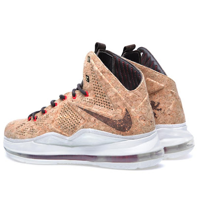 nike lebron 10 gr cork championship 16 03 Yet Another Look at Nike Sportswears LeBron X Cork QS