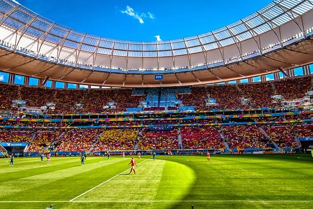 Estádio Nacional Mané Garrincha, FIFA 2014