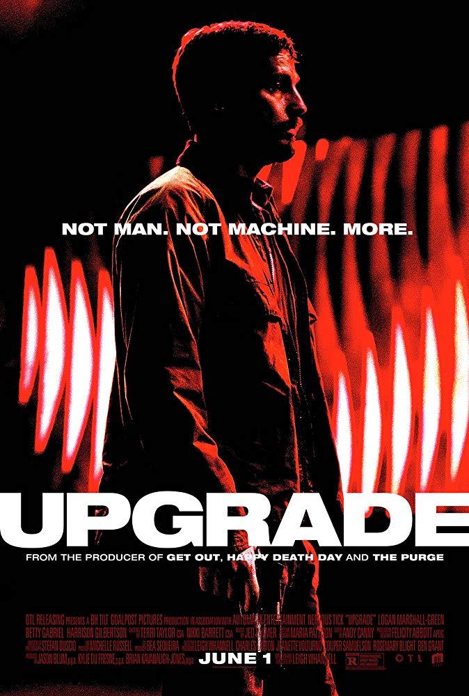 Movie Download: Upgrade (2018)