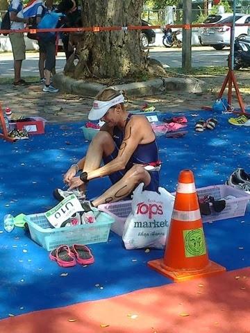 Rayong Marathon 2013