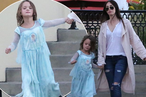 Actress, Megan Fox says her 8-year-old son is being bullied for wearing dresses